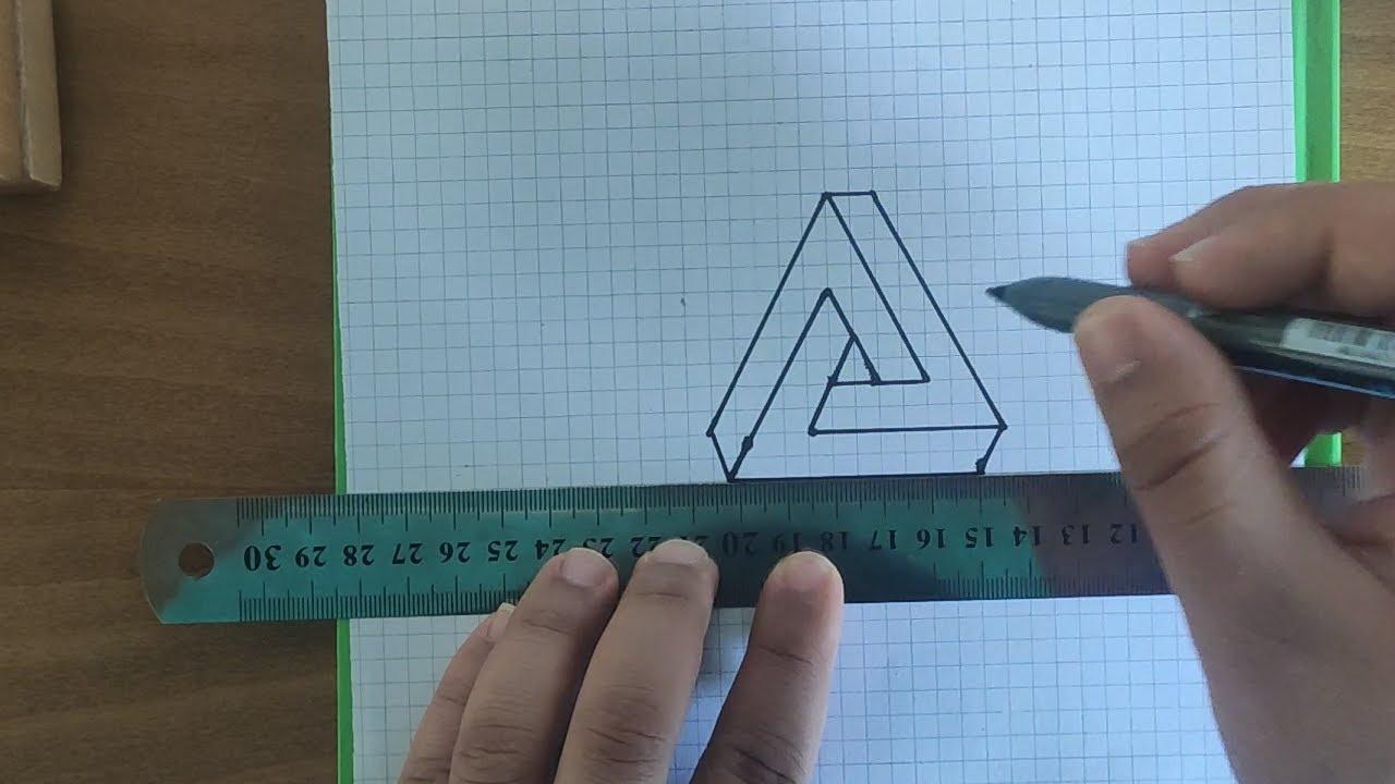 رسم اشكال هندسية ثلاثية الابعاد 6