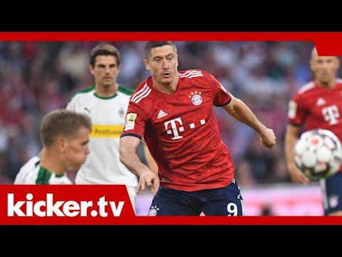 Gladbach-Bayern - Ein Spiel, das die Massen elektrisiert - | kicker.tv