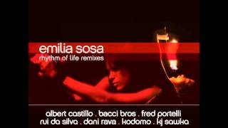 Emilia Sosa → Rhythm of Life (Albert Castillo Radio Mix)