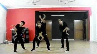 Dubstep Dance+Lyrical Choreo l D-maniax crew