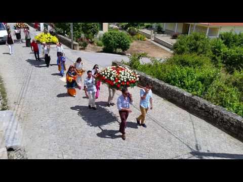 Festa do Divino Espírito Santo - Dalvares 2017