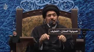 السيد منير الخباز - شيعة الخليج المصداق الأجلى لمبدا المودة الإسلامية