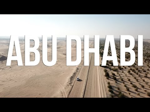 No Laying Up: Abu Dhabi