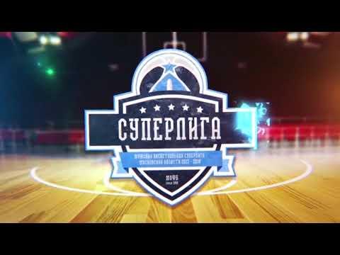 Обзор 3 тура Мужской баскетбольной Суперлиги МО