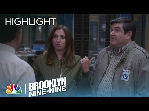 Boyle Calls For A Council Of The Cousins | Season 4 Ep. 8 | BROOKLYN NINE-NINE