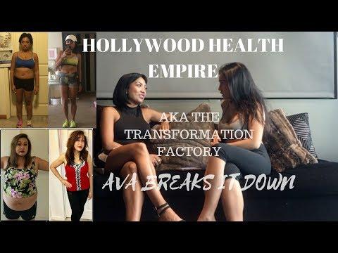 Hollywood Health Empire TEAM & PROGRAM - HOW DID IT ALL BEGIN