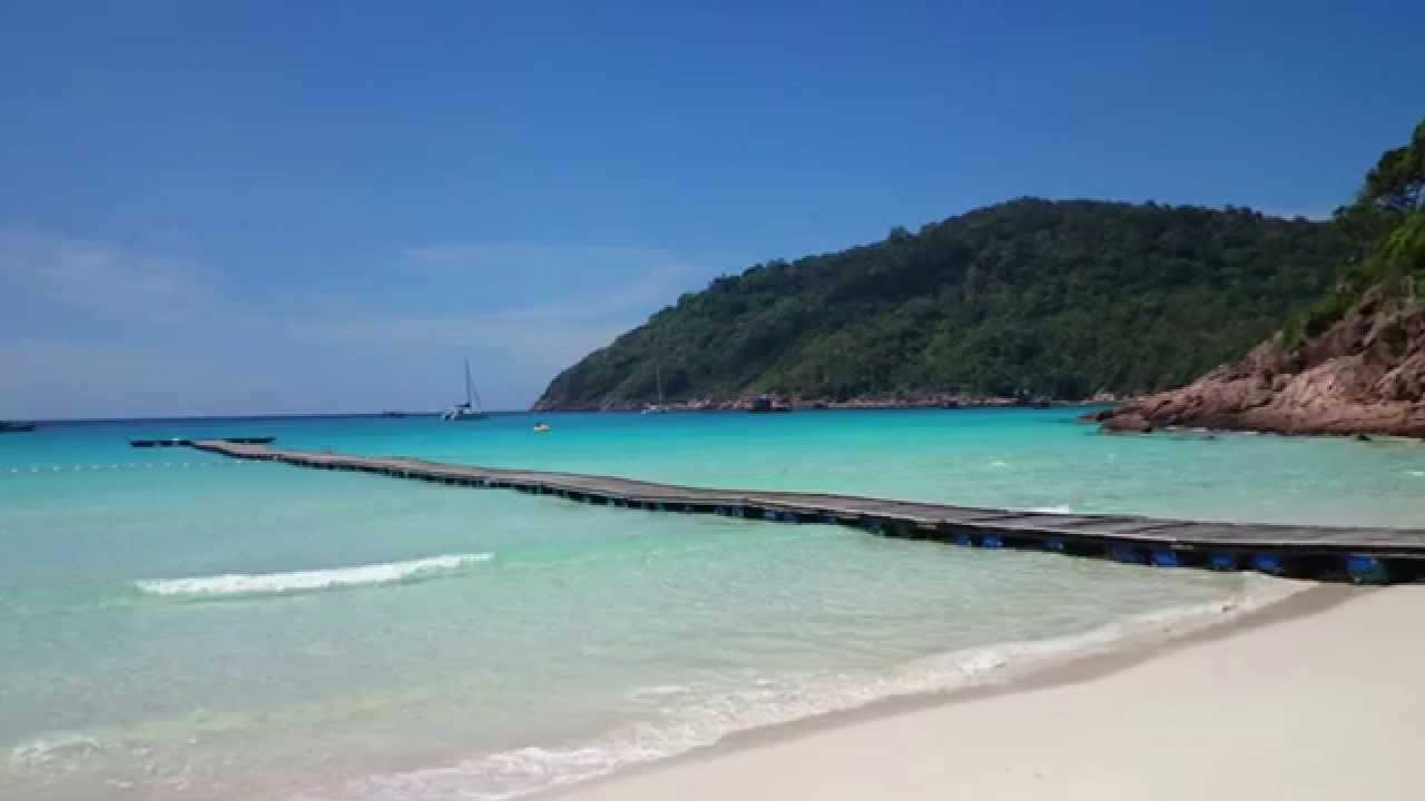 The Taaras Beach Amp Spa Resort Redang Island Youtube