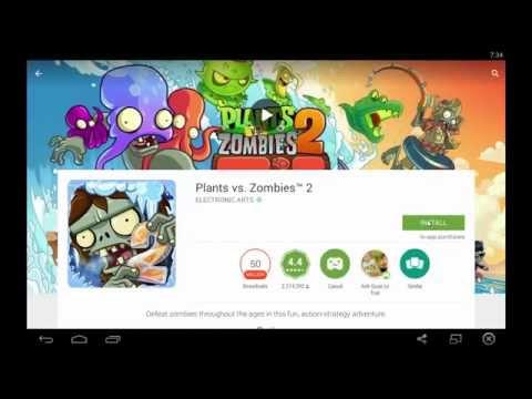 hack plants vs zombies 2 tren bluestacks - Hướng dẫn cài đặt BlueStacks để chơi Plants vs. Zombies 2 trên PC