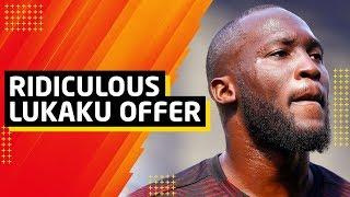Inter Milan Make Ridiculous Lukaku Bid   Man Utd Transfer News
