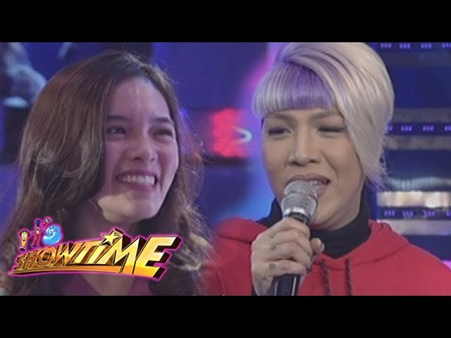 It's Showtime Miss Q & A: Vice Ganda notices It's Showtime dancer