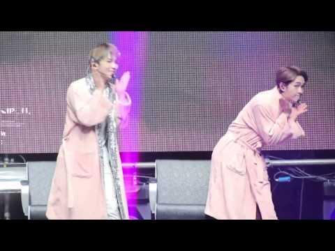[OnBom]140601 SHINee World Concert 3 in Shanghai - Girls*3 .ONKEY Focus.