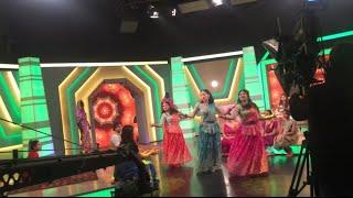 ფარული კონვერტი / ინდოეთი /Darpan Prasher / Dance Group Lakshmi / Indian Students