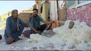 بامداد خوش - خیابان - دیدار سمیر صدیقی از جریان کار محمد ثنا نداف