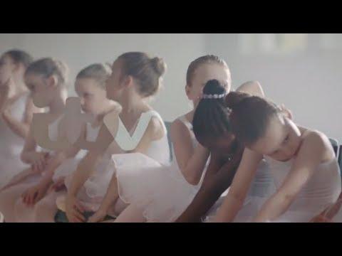 ITV Winter 2013 Ident: Ballet Girls | ITV - YouTube
