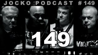 Jocko Podcast 149 with Jim and James Webb: Fields Of Fire. US Marine Corps