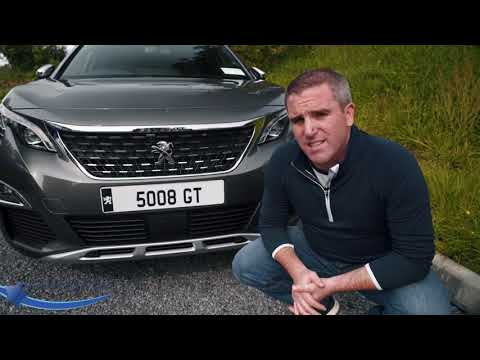 Peugeot 3008 SUV vs 5008 7 Seater Review