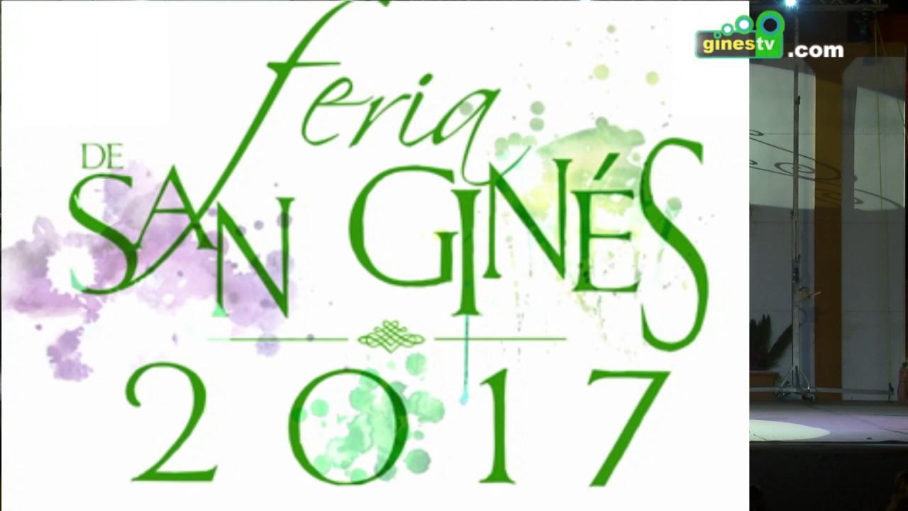 VII Concurso de Baile por Sevillanas. Feria de Gines 2017