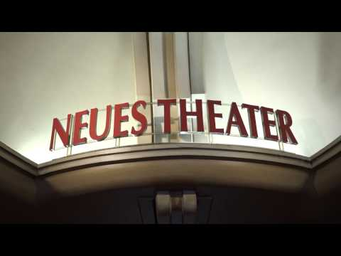 Andreas Elsholz im Neuen Theater in Hannover