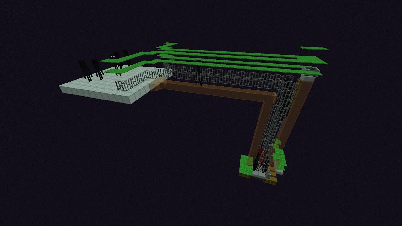 tutorial simple max xp enderman farm for 1 11 2