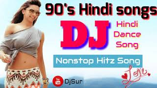 90's Hindi Superhit Dance  Dj Mashup/Remix Songs | Old Hindi Dj Mix Songs | Old is Always Gold