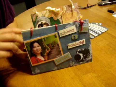 Photo Frames As Birthday Card And Primas Youtube