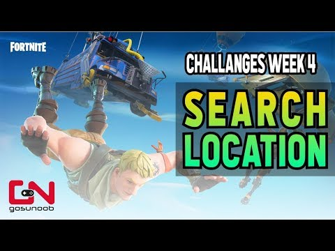 Fortnite Search Between Gas Station, Soccer Pitch, Stunt Mountain Location