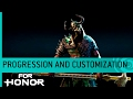 For Honor Features: Progression and Customization [NA]