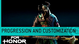 For Honor Features: Progression and Customization [US]