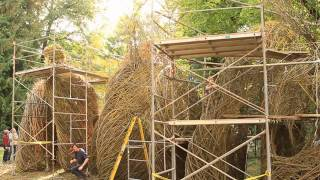 Inspired By. . . Patrick Dougherty
