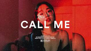 "Trapsoul Type Beat ""Call Me"" Smooth R&B Rap Instrumental 2019"