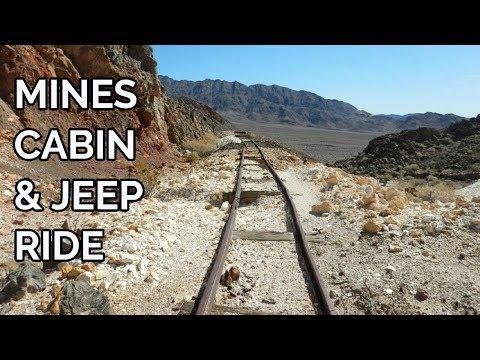 Abandoned Mine Exploration: Unnamed Mojave Desert Prospect