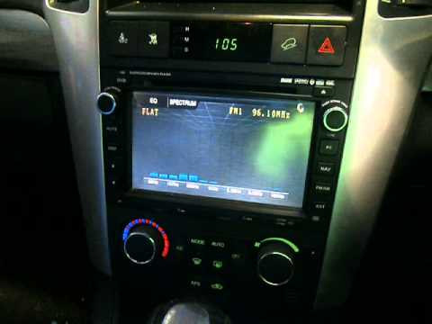 Wrecking 2006 Holden Captiva Cd Player Aftermarket Cg