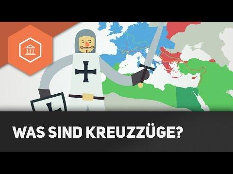 Was sind Kreuzzüge? - Die Kreuzzüge 1095-1291