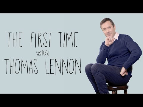 The First Time with Thomas Lennon  Rolling Stone