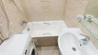 Ремонт ванной комнаты и туалета в доме II-49