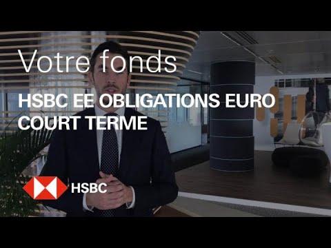 Votre fonds - HSBC EE Obligations Euro Court Terme
