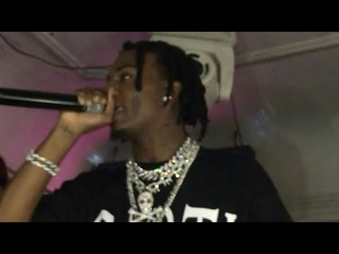 Playboi Carti Perform Live NEW ÁLBUM - **DIE LIT** Up & Down NYC (17/05/2018)