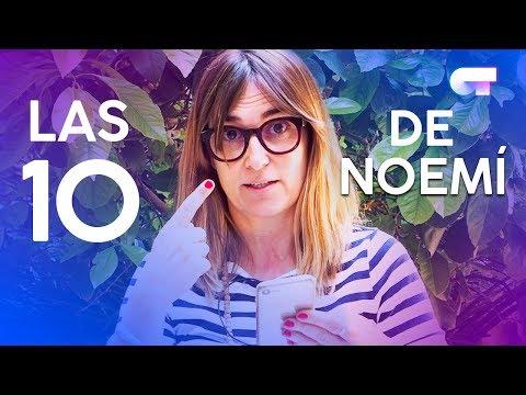 Las DIEZ CANCIONES de NOEMÍ GALERA   OT 2017