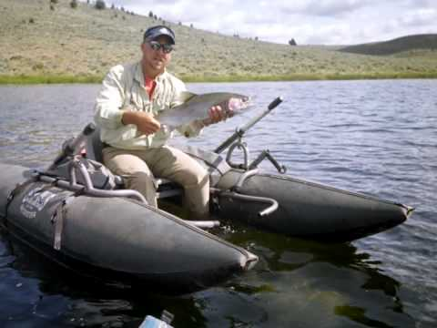 Fly fishing grindstone lakes oregon youtube for Oregon out of state fishing license