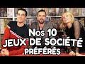 Top 10 de nos jeux de société préférés 😍 (version 2019)