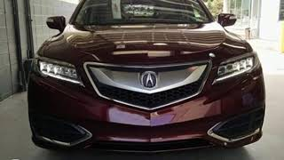 Used 2017 Acura RDX Wilkes-Barre PA Scranton, PA #A15180A