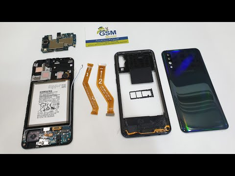Samsung Galaxy A50 SM-A505 / Samsung A30 SM-A305  Disassembly For Lcd Screen Repair Replacement