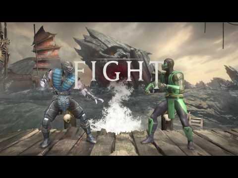 Mortal Kombat XL - Scorpion VS Kotal Kahn | Scorpion VS ...