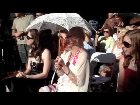 Dorothy Dale Kloss - Palm Springs Star Dedication - May 2010
