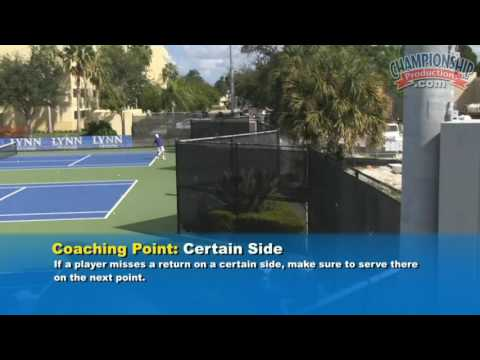 Attacking Tennis In The Modern Game - Mike Perez