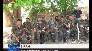 YPG Foreign Volunteer Fighters