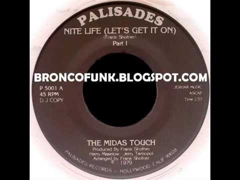 THE MIDAS TOUCH * NITE LIFE