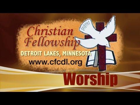 Christian Fellowship Worship 08-23-2015