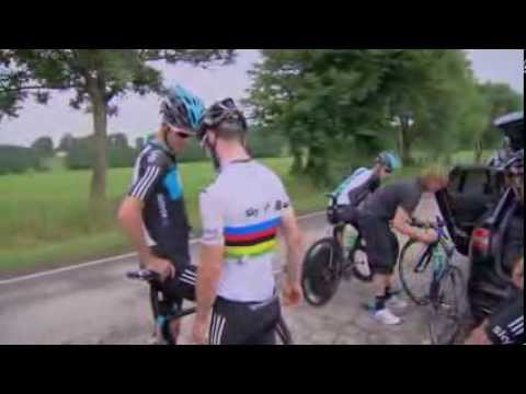 British Cycling Road to Glory Part 4 Tour War