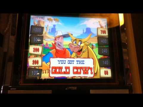 stampede deluxe slot machine